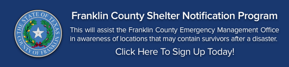 Shelter Notification